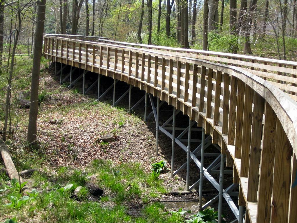 Mathew Henson Trail in MD