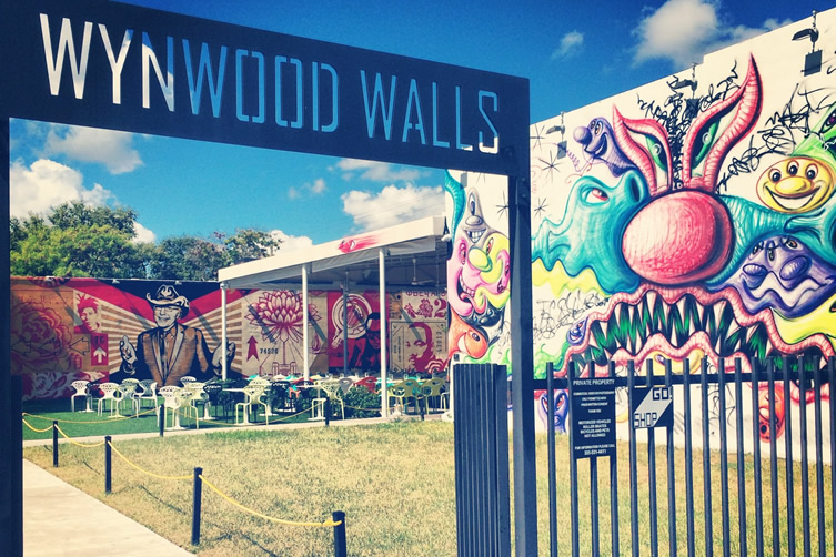 Wynwood Arts District in Miami