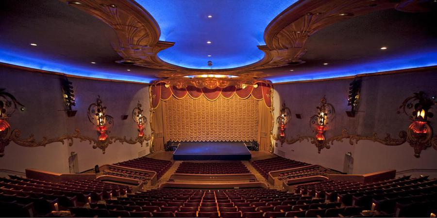 crest theatre center Sacramento